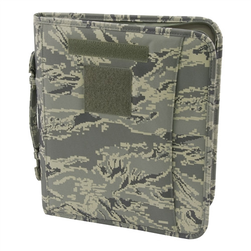 ABU Field Ready Zippered 3 Ring Binder And Padfolio
