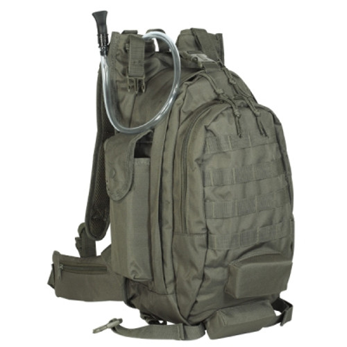 Olive Drab Low Profile Ruck