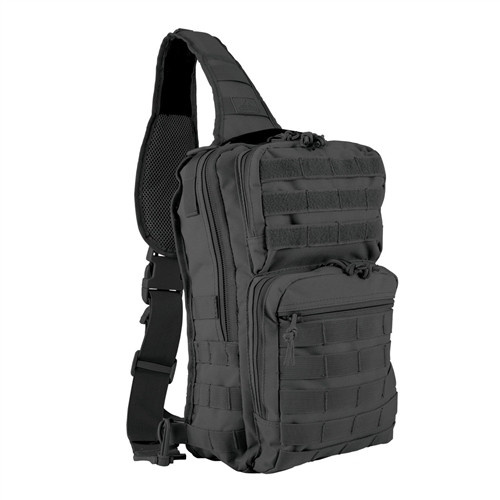 Black Conceal Carry Large Rover Sling Pack