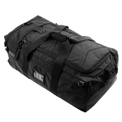 Black Colossus Duffle Bag By Condor