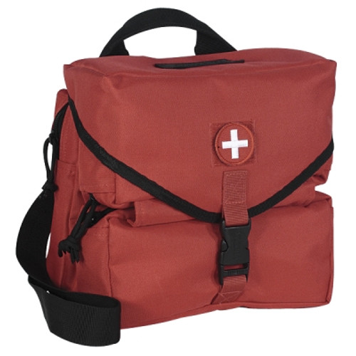 Red Medical Supply Bag By Voodoo Tactical