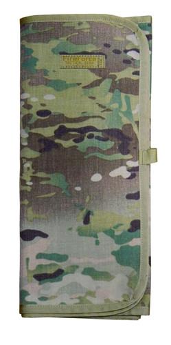 Multicam OCP Gun Cleaning Mat