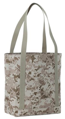 Digital Desert Tote Bag