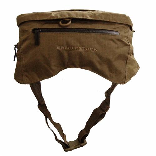 Coyote Brown Eberlestock Fanny Top Pack-Mount Go Bag