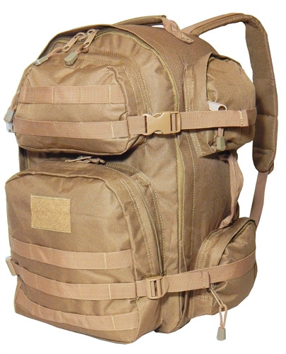 Coyote EDC 48 Hour Tactical Backpack
