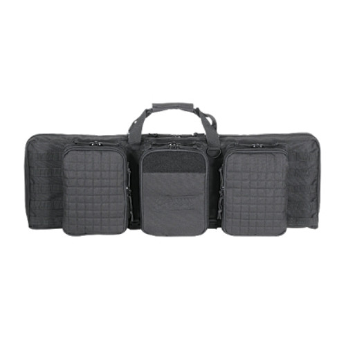 """Black Deluxe 36"""" Padded Weapons Case"""
