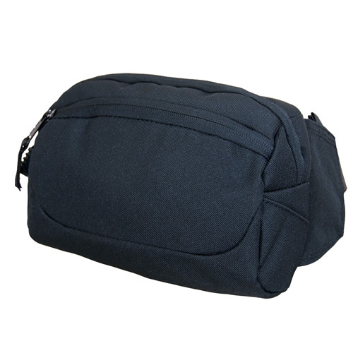 Black Conceal Carry Waist Pack