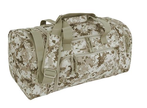 Digital Desert Sport Locker Bag
