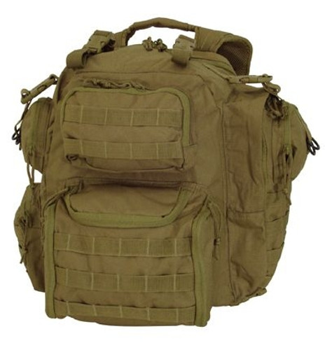 Coyote Brown Improved Matrix Pack
