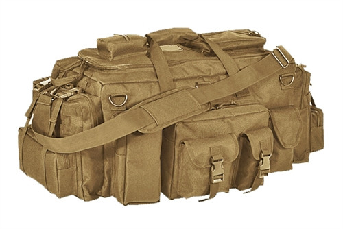 Coyote Mini Mojo Bag By Voodoo Tactical