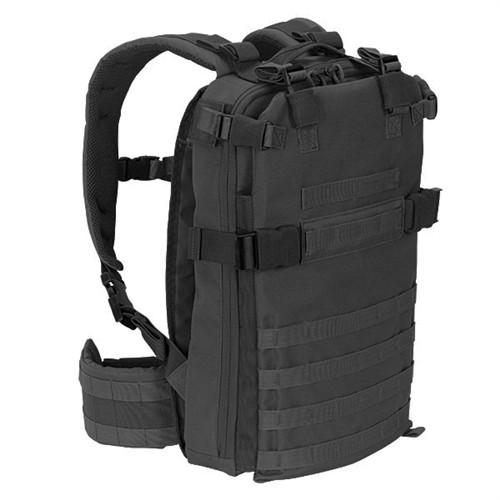 Black Praetorian Rifle Pack LITE By Voodoo Tactical