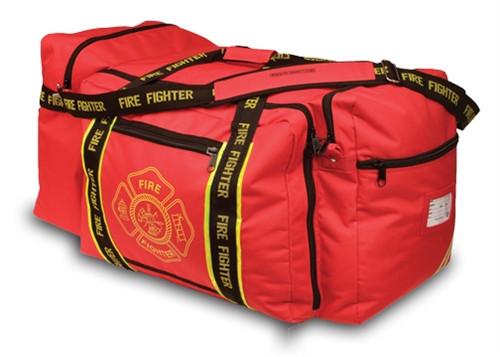 Large Red Gear Bag W/ Maltese Cross Logo