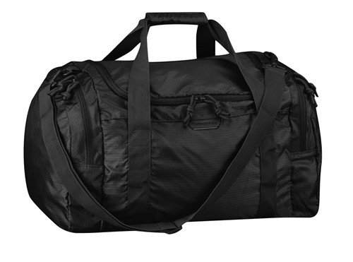 Black Packable Duffle