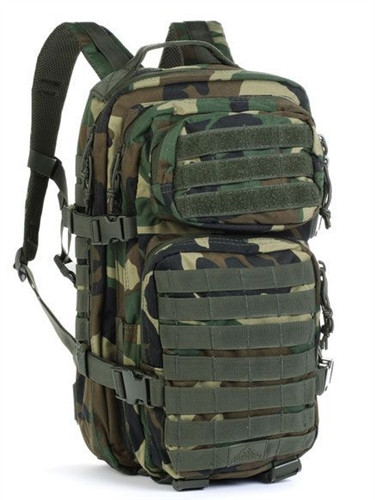 Woodland Camo Small Assault Pack
