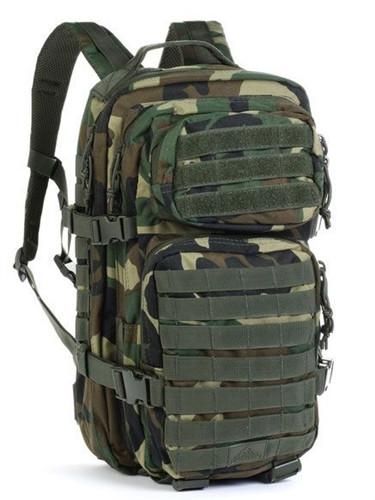 Woodland Camo Small Assault Pack