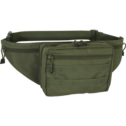 OD Hide A Weapon Fannypack