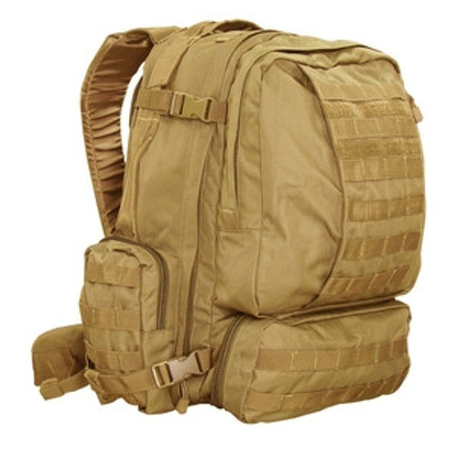Coyote Tan Condor 3 Day Assault Pack