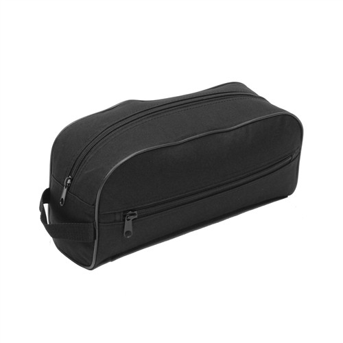 Black Large Toiletry Bag
