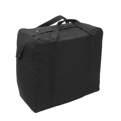 Black Jumbo Flyers Kit Bag