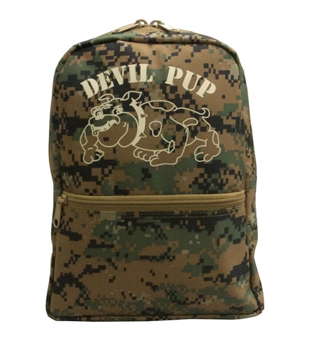 Digital Woodland DEVIL PUP Backpack (Small)