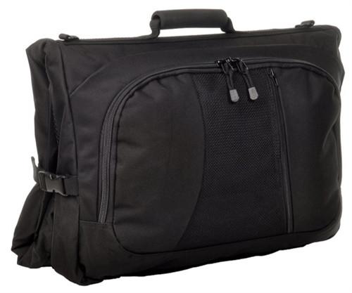 Black Business Bugout Garment Bag