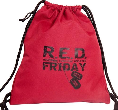 Red Friday ELITE Drawstring Backpack