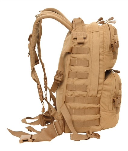Spec Pack E.D.C Ops T.H.E Coyote Brown USA Made