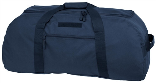 Navy Blue Convertible Duffle/Backpack