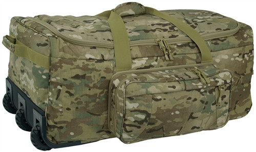 Multicam OCP Deployment And Container Bag