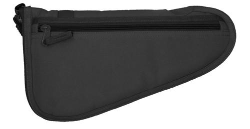 Black Large Tactical Pistol Rug