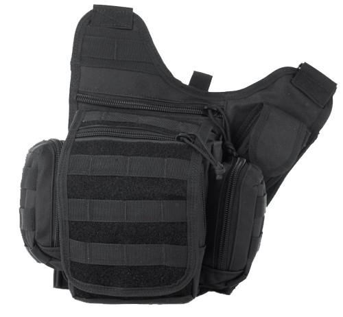 Black Ergo Pack By Voodoo Tactical