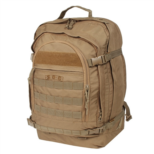 Coyote Brown S.O.C. Bugout Bag