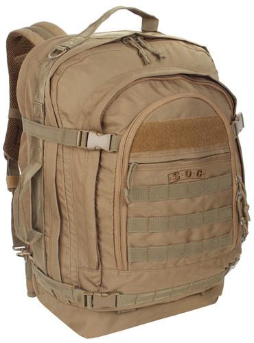 Coyote Brown S.O.C. Bugout Bag