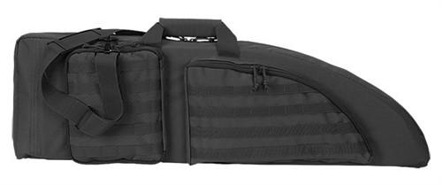 Black Short Drag Bag By Voodoo Tactical