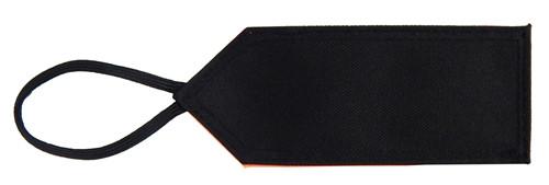 Black Jumbo Luggage Marker (Set Of 5)