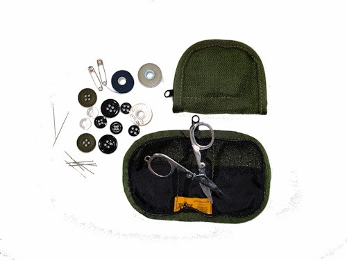 O.D. Freedom Fighters Sewing Kit