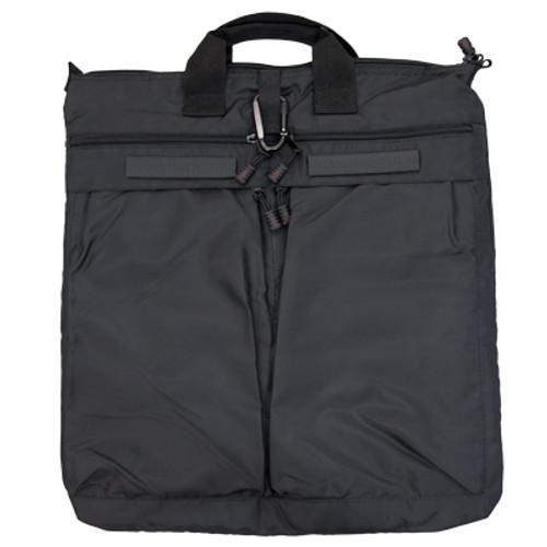 Black Deluxe Helmet Bag
