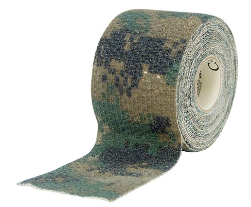 Digital Woodland Tactical Camo Form