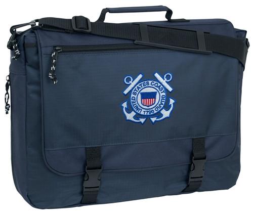 Attache With Coast Guard Logo