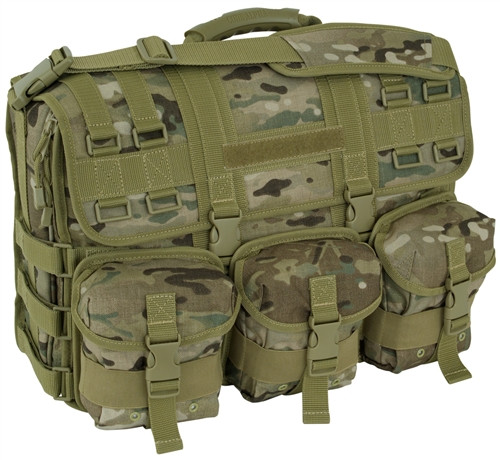 Multicam OCP Computer Messenger Bag
