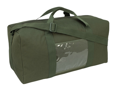 Olive Drab Small Duffle