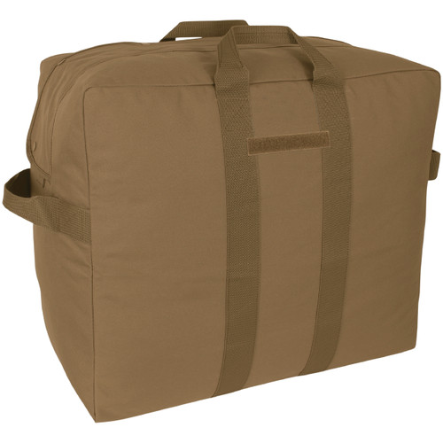 Coyote Brown Flyers Kit Bag