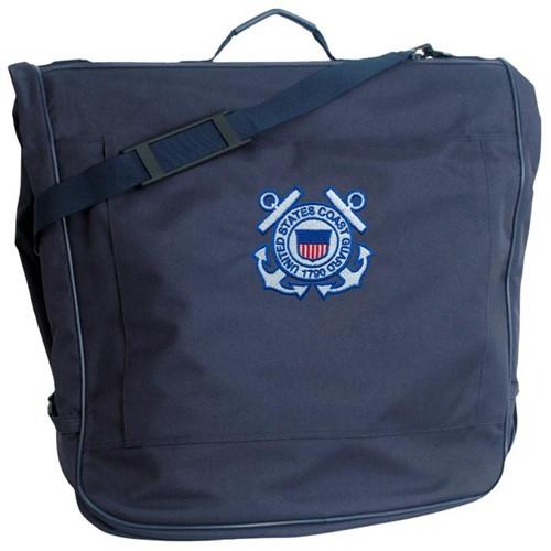 Garment Bag With Coast Guard Logo