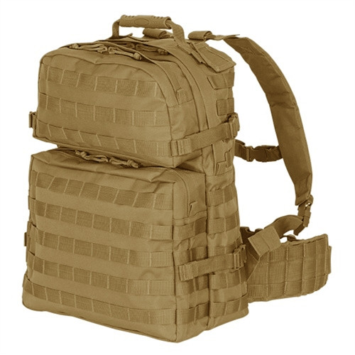 Coyote Enlarged 3 Day Assault Pack