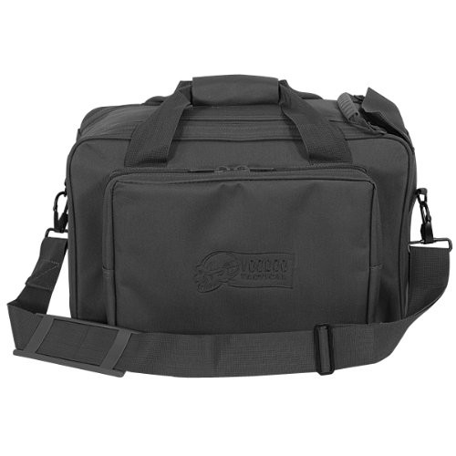 Black 2 In 1 Range Bag By Voodoo Tactical