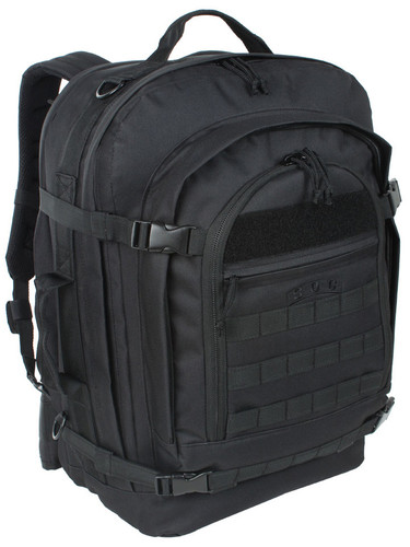Black S.O.C. Bugout Bag