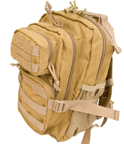 Coyote Kids Tactical Combat Backpack