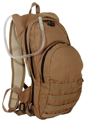 Coyote Brown MSP-3 Expandable Hydration Pack