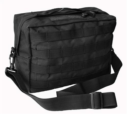 Black Utility Shoulder Bag By Condor