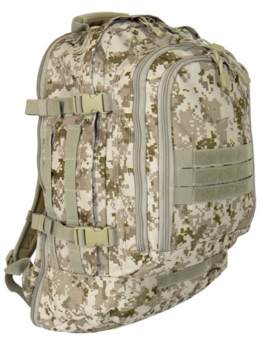 Digital Desert Improved 3 Day Stretch Military Backpack